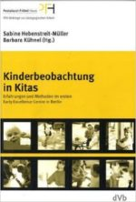 Buch: Kinderbeobachtung in Kitas